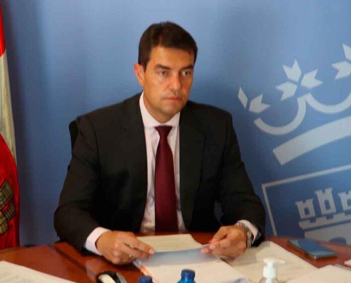 Ángel Ibáñez consejero de la Presidencia