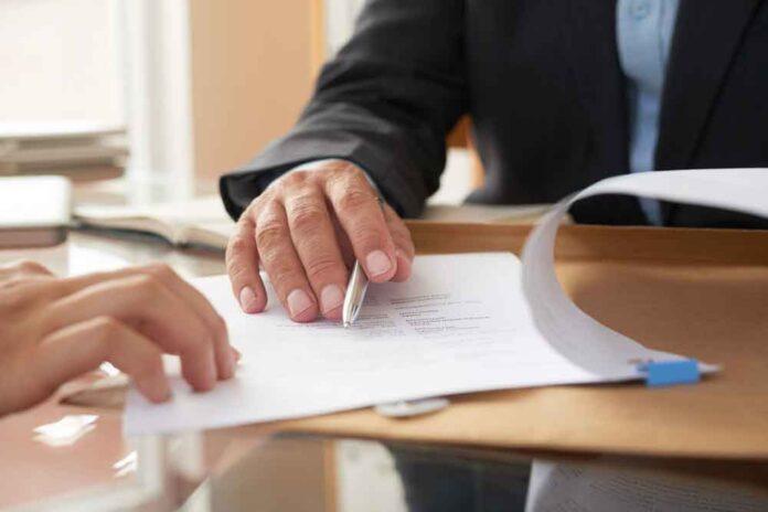 documento firma