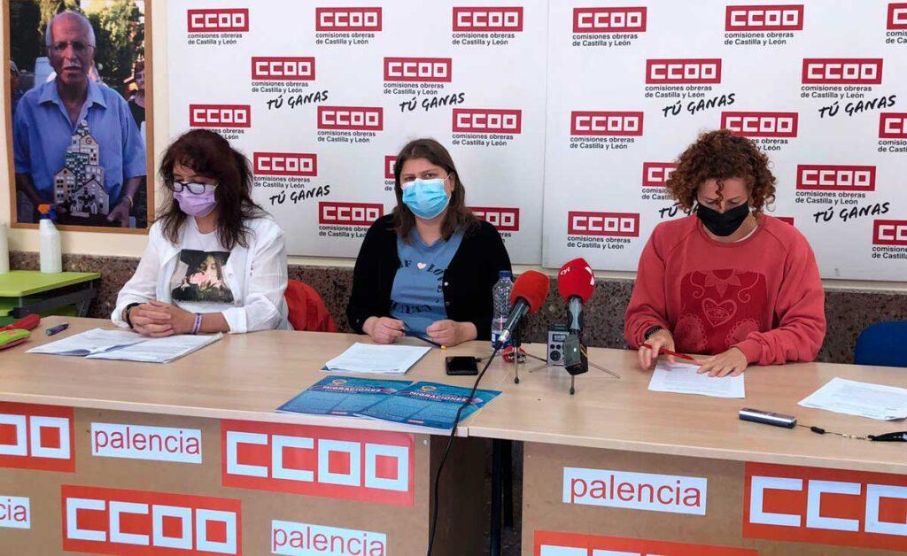 CCOO Palencia Observatorio Sindical Migraciones