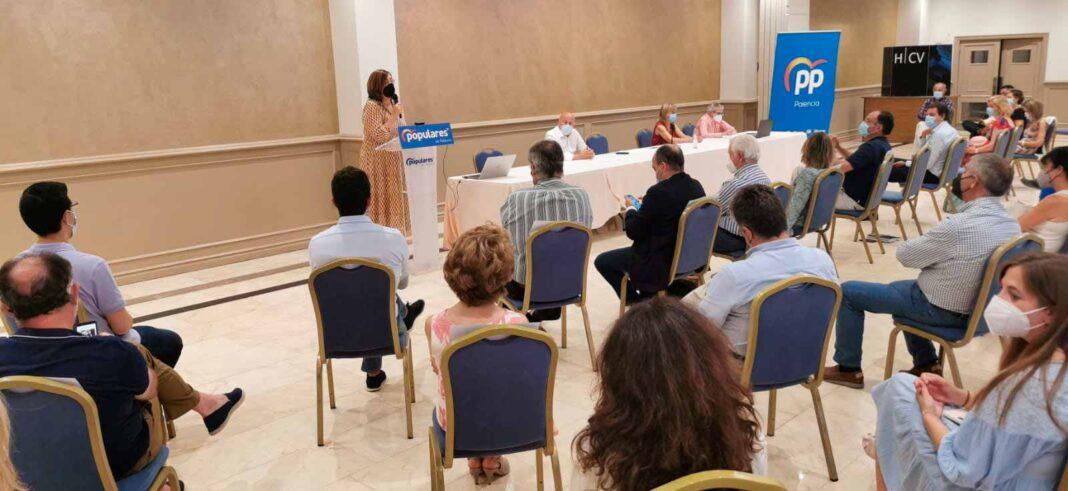 comite provincial pp palencia