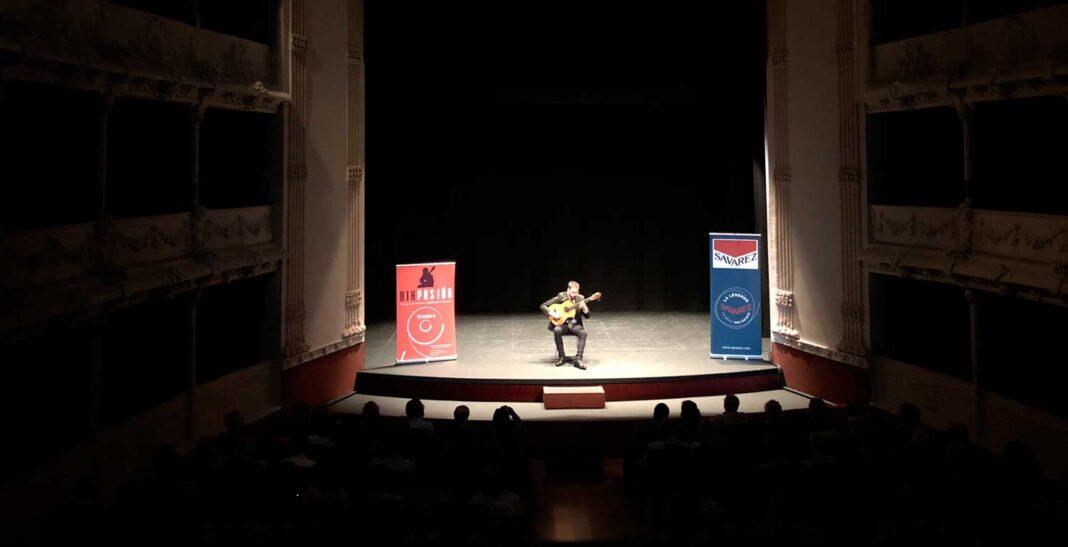festival de guitarra diapasión palencia 2019