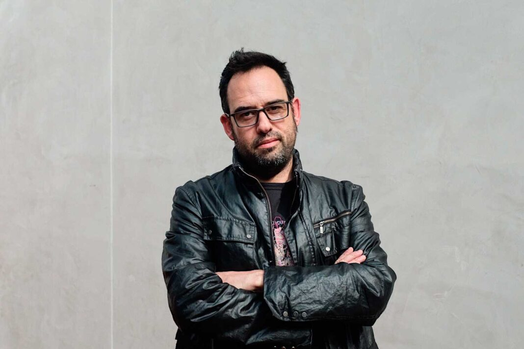 Igor Escudero - compositor ópera Los Comuneros Teatro Ortega Palencia